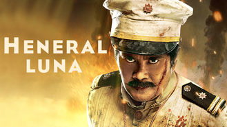 Is Heneral Luna on Netflix Argentina?