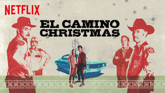 Netflix Box Art for El Camino Christmas